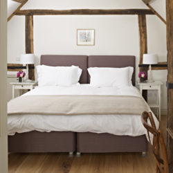Orchard double bedroom